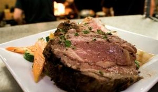 The Foundry at Summit Pond : Prime Rib!
