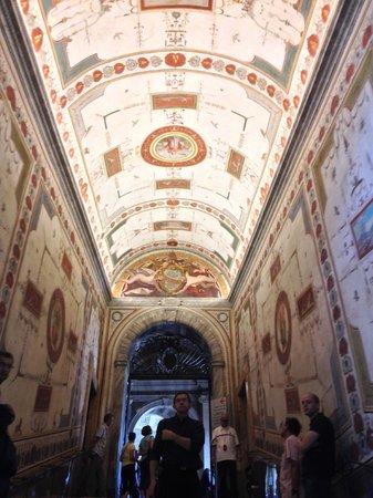 Vatikanische Museen (Musei Vaticani): arte por toda parte