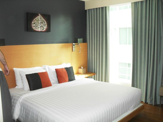 Hotel Solo Sukhumvit 2: Bedroom