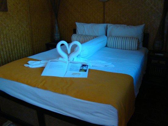 Jaidee Resort: ontvangstzicht op kamer