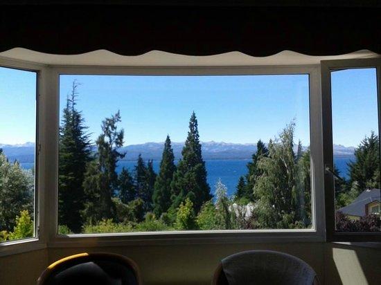 Villa Huinid Resort & Spa: Vista desde la Habitación