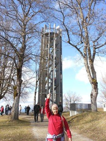 Gurten - Park im Grünen: observatory tower