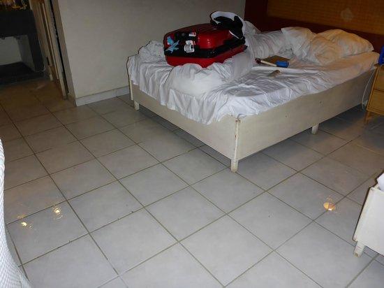 IFA Villas Bavaro Resort & Spa: Toilet tank flood