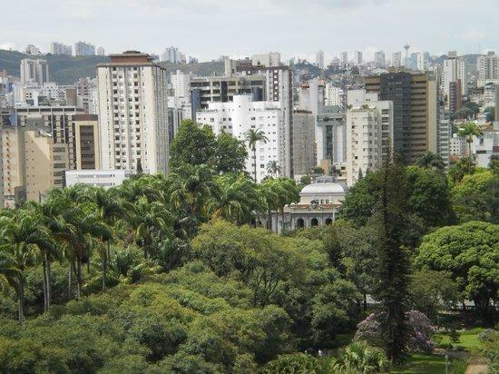 Ibis Belo Horizonte Liberdade: Vista do apartamento no 13º andar (1301)