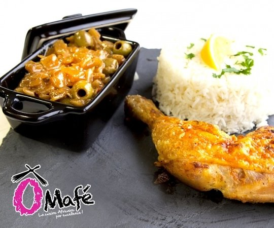 Fast food - Traiteur Africain - Picture of O Mafe, Cergy - TripAdvisor