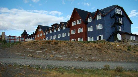 Alto Calafate Hotel Patagonico: EL HOTEL