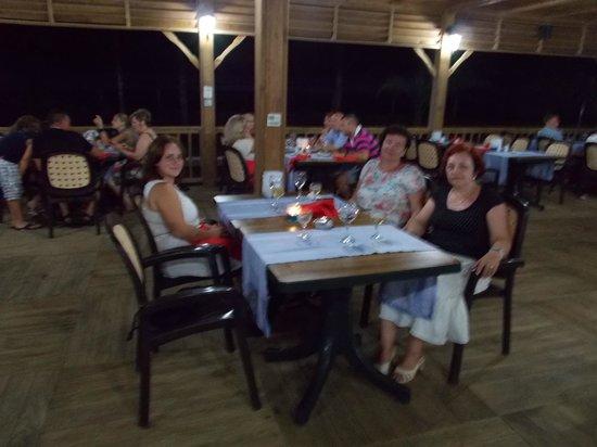Aydinbey Famous Resort: A la carte