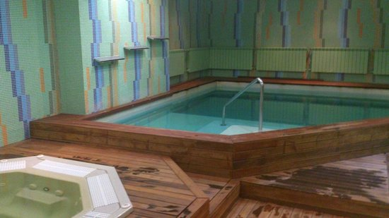 Segevold Hotel : SPA - pool and jacuzzi