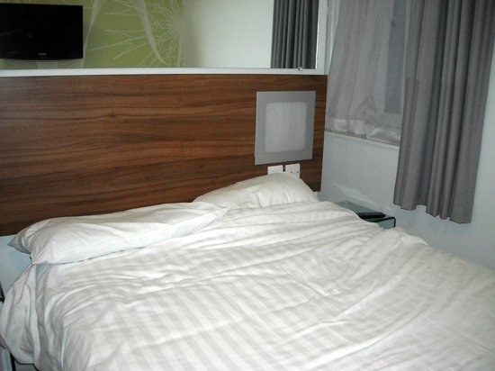 Point A Hotel, London Kings Cross St Pancras: Letto