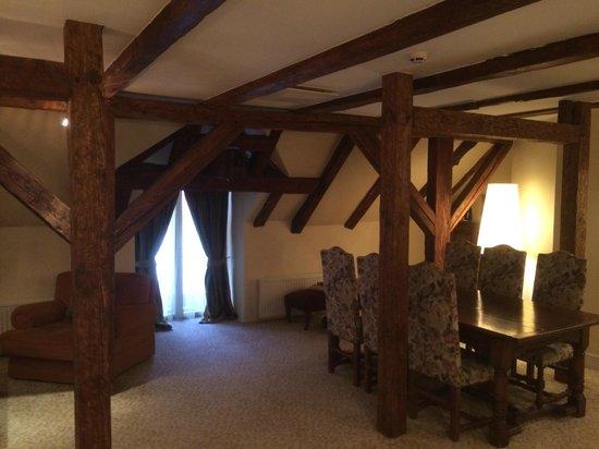 Hotel Schlossle: Dining room