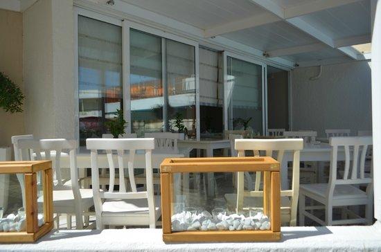 Nefeli Hotel : Restaurant