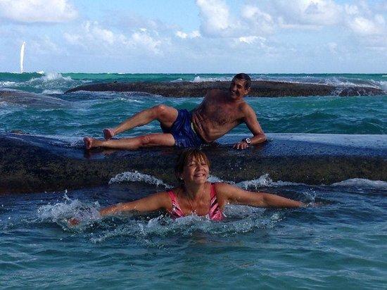 Grand Bahia Principe Tulum: Playa