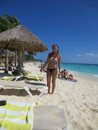 Mahekal Beach Resort: Playa