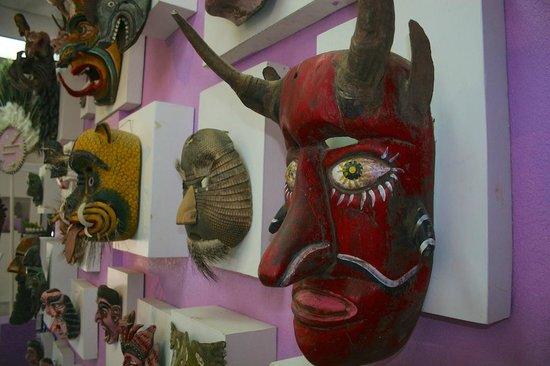 Estero Beach Hotel & Resort: Museo