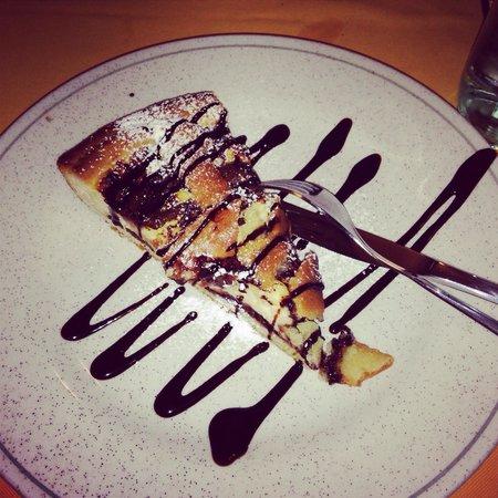 Ristorante Pizzeria Mamma Mia : #Crostata ricotta e nutella#