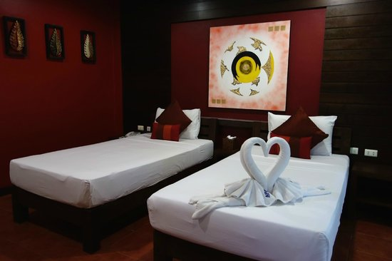 Ark Bar Beach Resort: Premier deluxe room