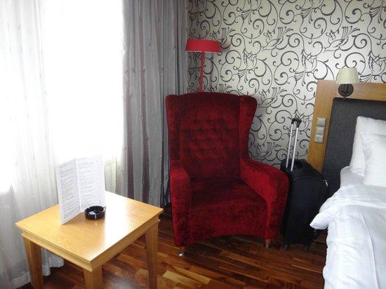Solo Sokos Hotel Vasilievsky : номер