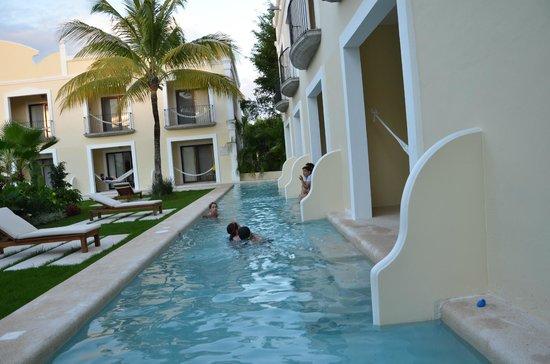Dreams Tulum Resort & Spa : Piscina de la habitación