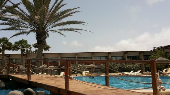 Hotel Oasis Belorizonte : Vista do quarto 190