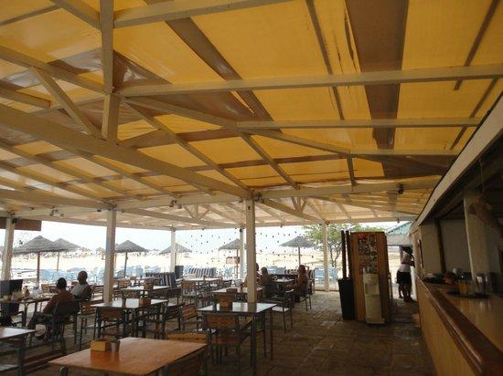 Hotel Oasis Belorizonte : Bar da praia...