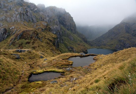 Ultimate Hikes Guided Walks: Harris Saddle