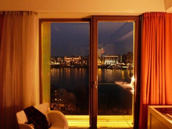 Lanchid 19 Hotel: Vue 3