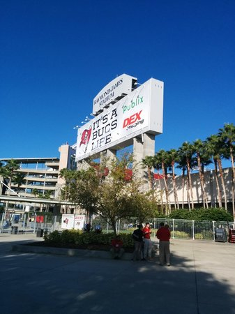 Raymond James Stadium: Stadium