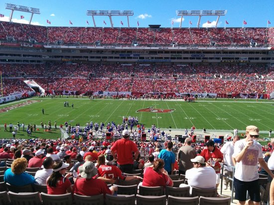 Raymond James Stadium: Bucs