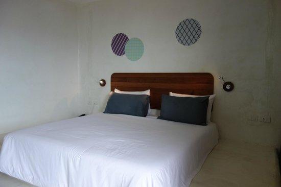 The Hammock Samui Beach Resort: Beachfront room