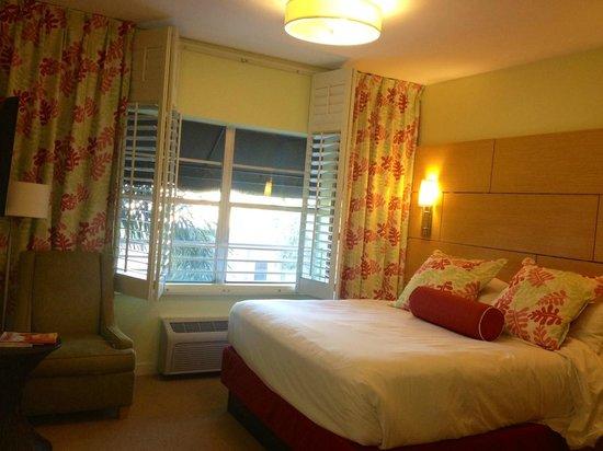 Daddy O Hotel : My room