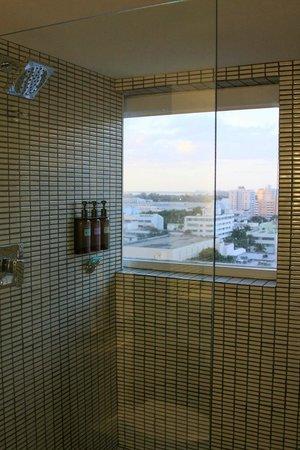 Royal Palm South Beach Miami, A Tribute Portfolio Resort : shower with a view