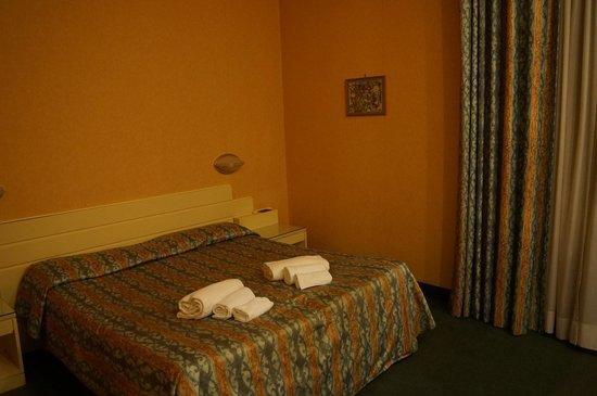 Hotel Patria: chambre