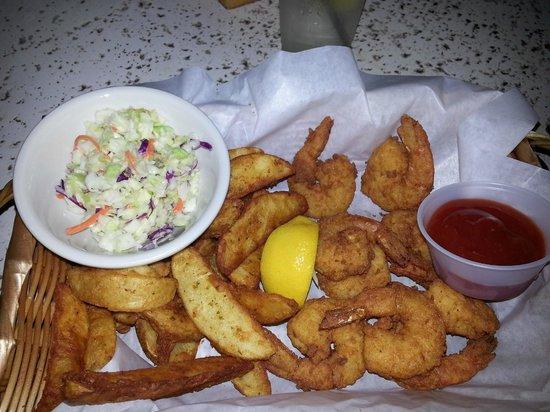 Nervous Nellie's: Jumbo shrimp