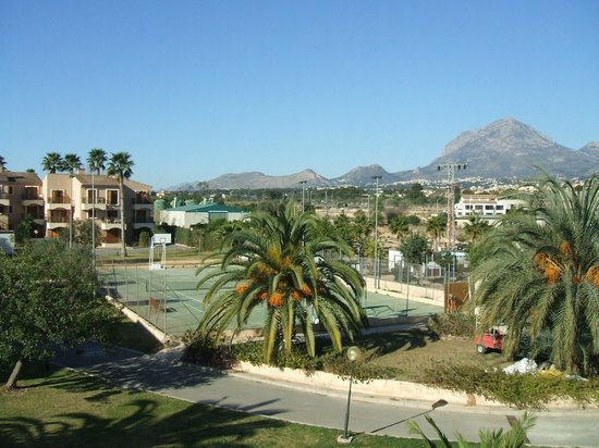 Albir Garden Resort: room view