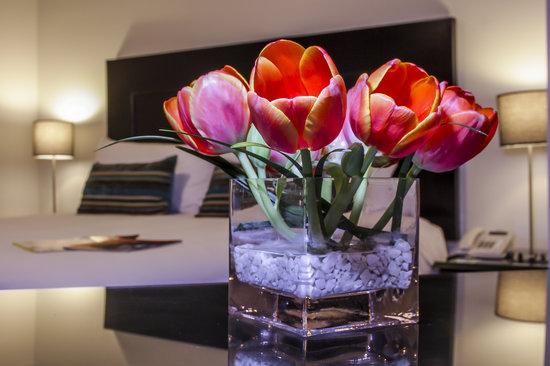 El Polo Apart Hotel & Suites: Encantadoras decoraciones