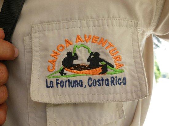 Canoa Aventura: company logo