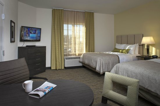 Candlewood Suites Building 6956 On Fort Riley (An IHG Army Hotel)