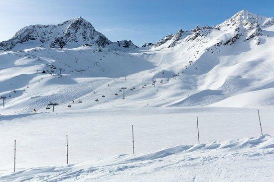 Stubaier Gletscher: overall