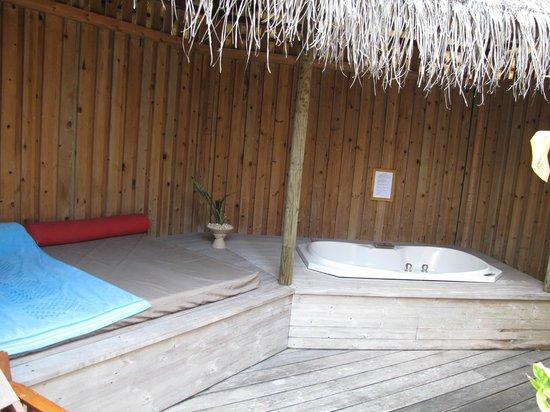 Komandoo Maldives Island Resort: Ruhezone