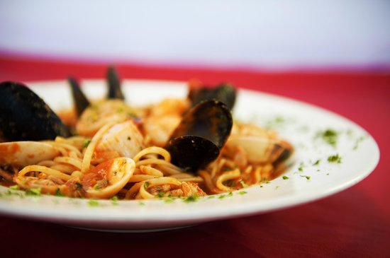 Fat Clemenza's: Fresh Seafood Pasta