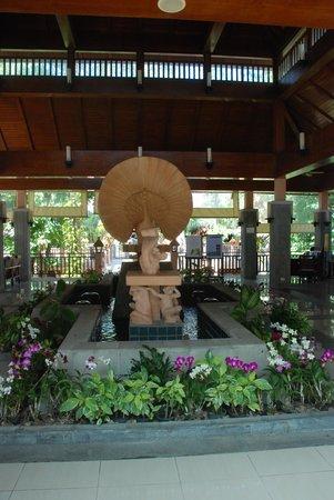 Khaolak Merlin Resort: Accueil
