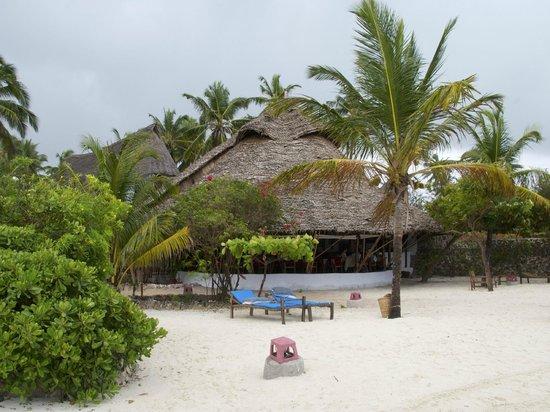 Casa Del Mar Hotel Jambiani : Bar / Lunch-Area