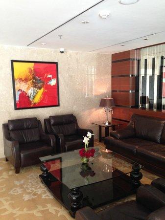 Radisson Blu Hotel Ahmedabad: Lobby