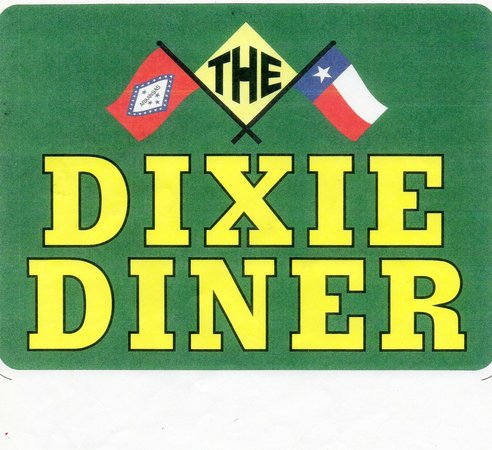 Dixie Diner: Menu Cover