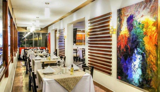 El Polo Apart Hotel & Suites: Restaurant Polo Bistro