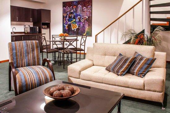 El Polo Apart Hotel & Suites: Penthouse