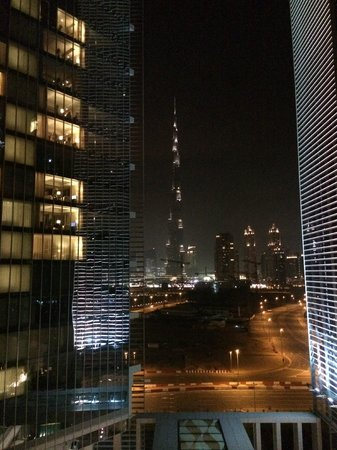 The Oberoi, Dubai: View from premier room.