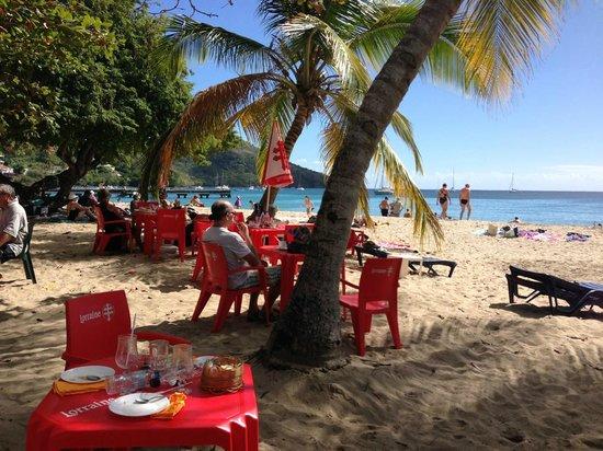 Restaurant De La Plage Chez Coco Les Anses D Arlet Reviews Photos Tripadvisor
