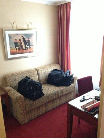 Best Western Plus Hotel St. Raphael: Standard room