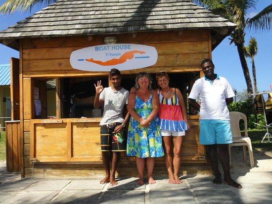 Jalsa Beach Hotel & Spa - Mauritius: Beach House Watersports Centre